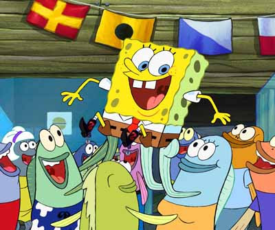 Hurray For Spongebob Squarepants!