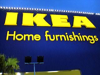 IKEA Tampines Huge Signage