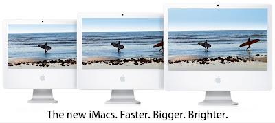iMac 17 20 24 Inch