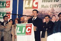 LIC 2001 - Candidatura à Junta