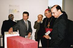 D. Jorge Ortiga e João Cepa em Curvos