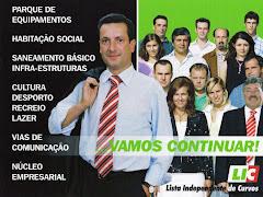 LIC 2005 - Campanha eleitoral