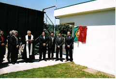 Inauguração da ETAR de Curvos