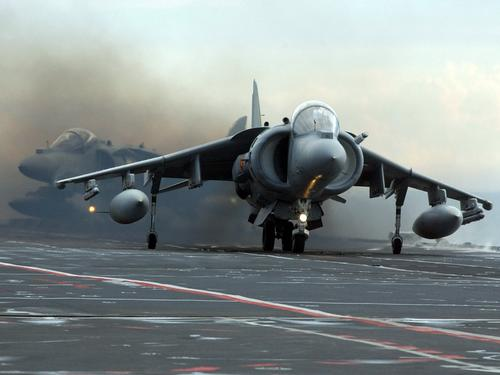 Harrier Jet Pictures thumb