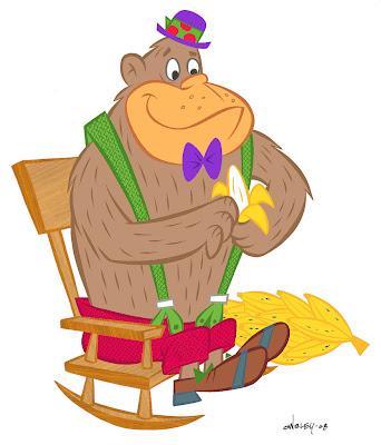 Magilla Gorilla Cartoon