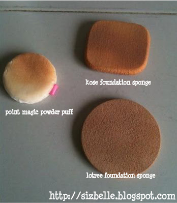 How to wash makeup sponge