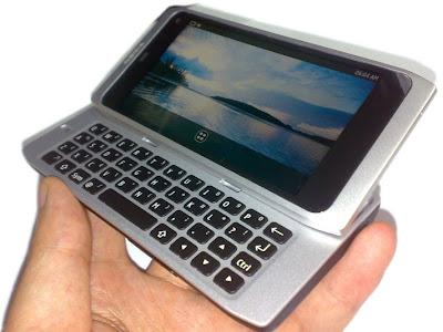 Nokia N9 - мобилни телефони нокия