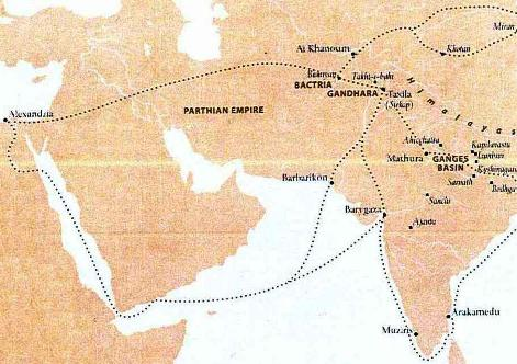 Ancient india trade system