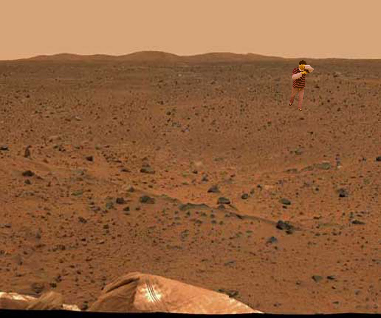 Mars Surface - Pics about space