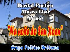 REPORTAXE FOTOGRÁFICA RECITAL MUSEO LISTE (Vigo)