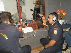 SINPROBOMBEROS EN LA RADIO
