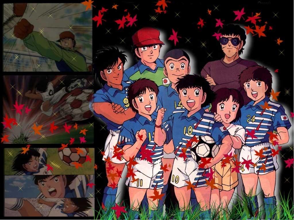 wallpapers de los super campeones: