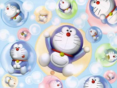 Doraemon Cat Friend Name