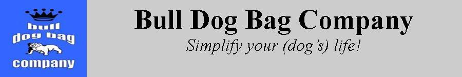 Welcome to Bull Dog Bag Company!