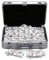 Dinheiro na Maleta
