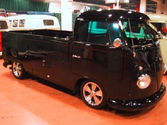 Vw Bus Baja