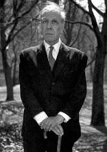 .Jorge Luis Borges. fotografía de Diane Arbus