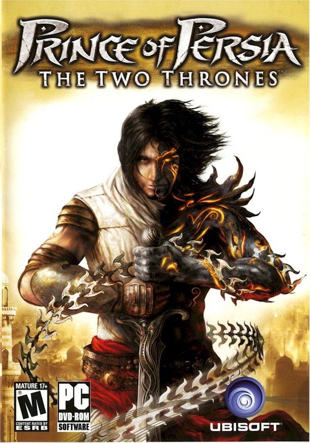Download Free Games Compressed For Pc: Prince Of Persia The Two Thrones Download