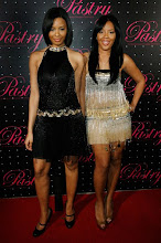 Angela & Vanessa Simmons