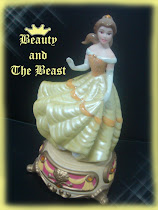 My Beauty and The beast Music Box