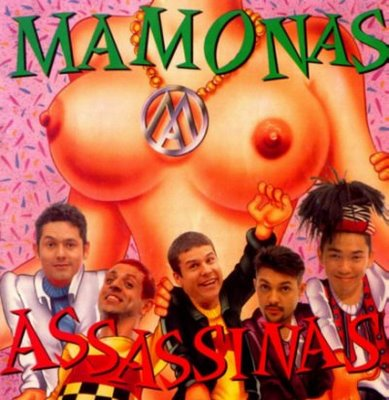 Download  musicasBAIXAR CD Mamonas Assassinas ( 1995 )