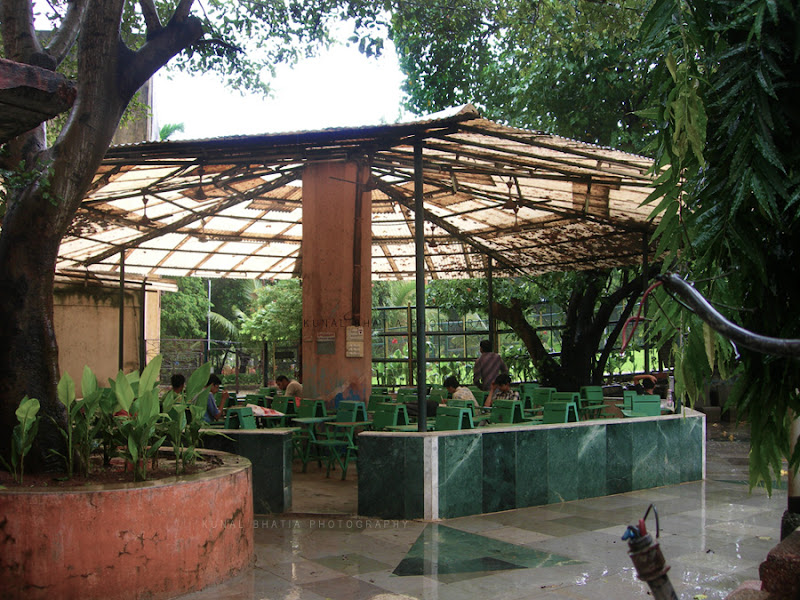 S K Patil garden udyan study centre in Mumbai by Kunal Bhatia