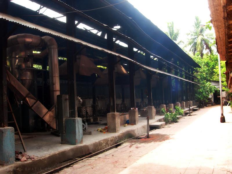 jagganath shankar seth hindu crematorium in charni road in mumbai by kunal bhatia