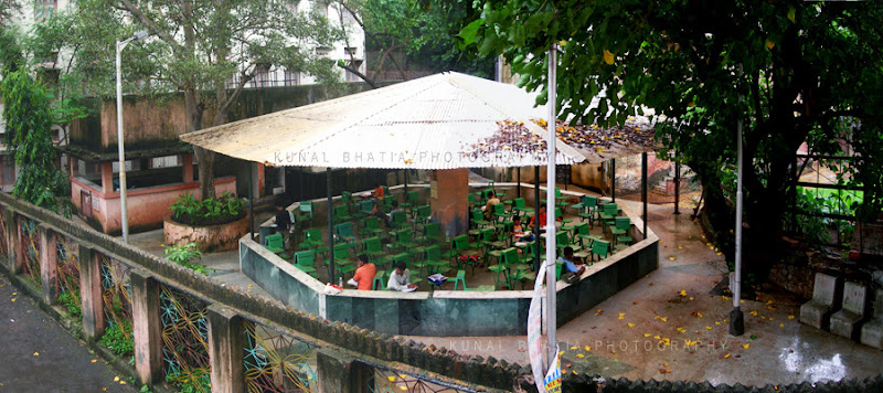 study centre in s k patil udyan garden in south mumbai by kunal bhatia