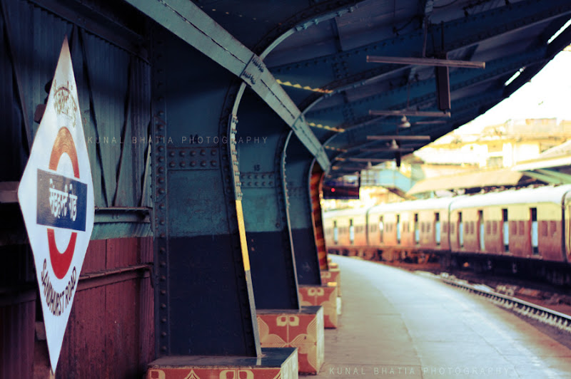 sandhurst road railway station in mumbai by kunal bhatia