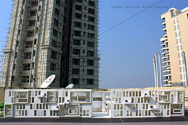architectural model and housing buildings in mumbai by kunal bhatia mumbai india photo blog