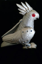 Robot Cockatoo