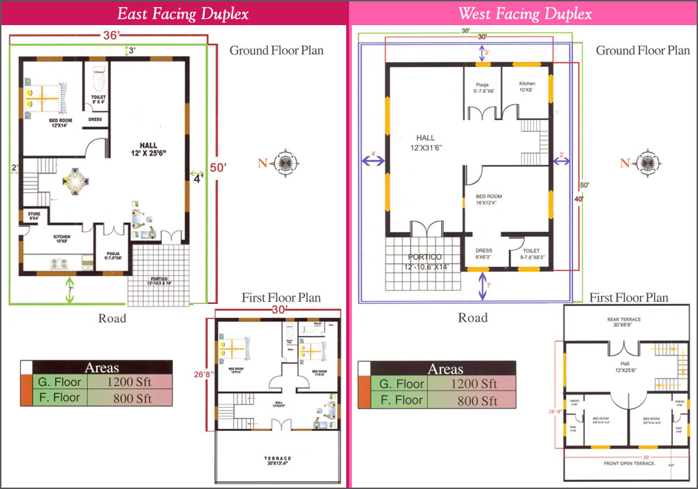 Duplex House Plans India Hyderabad | Search Results | Home Design