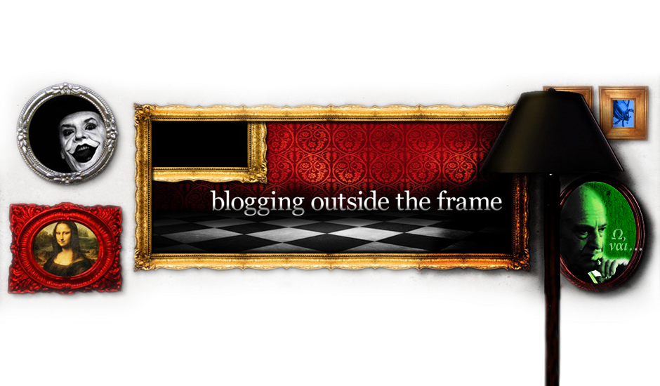 Blogging Outside The Frame