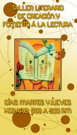 Taller literario de creación y fomento a la lectura
