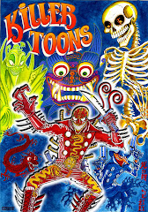 CONTRAPORTADA KILLER TOONS 2.0 # 1