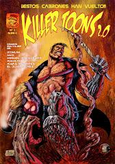 KILLER TOONS 2.0 # 1