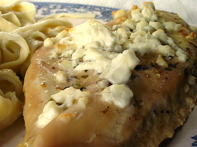 Le Petit Pierogi: Lemon Chicken with Oregano and Feta