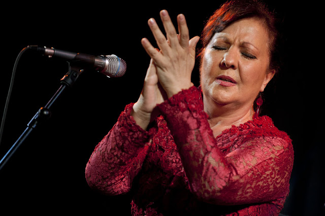 Carmen Linares - Flamenco Pa Tos - Colegio de Médicos (Madrid) - 27/6/2009