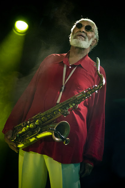 Sonny Rollins - Festival de Jazz de Vitoria - Polideportivo de Mendizorrotza (Vitoria) - 18/7/2008