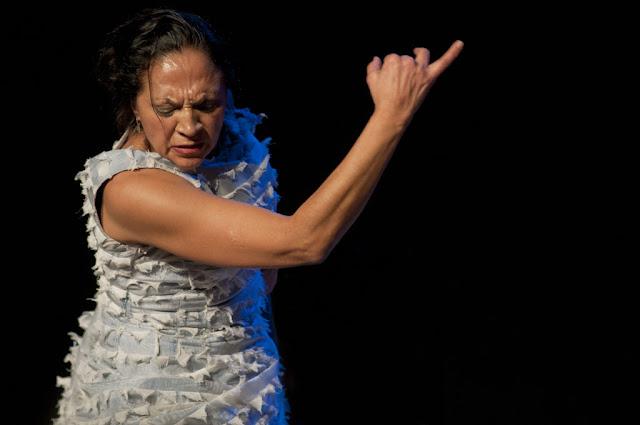 Carmen Cortés - Auditorio Nacional de Música (Madrid) - 16/1/2010