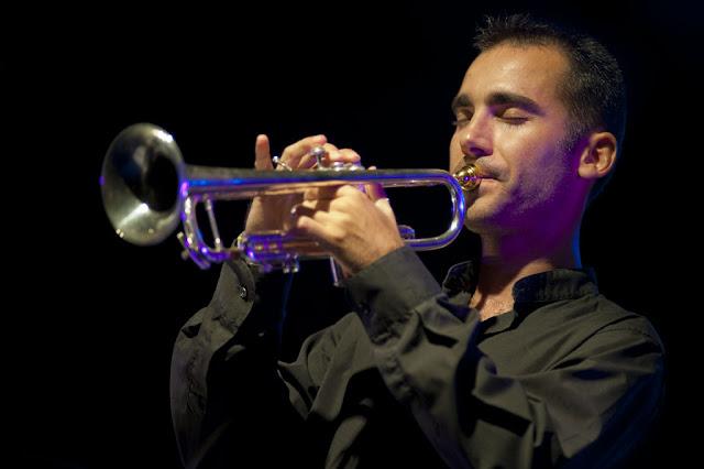 Miguel Ángel Romero - Jazz en la Costa - Parque El Majuelo (Almuñécar) - 20/7/2009
