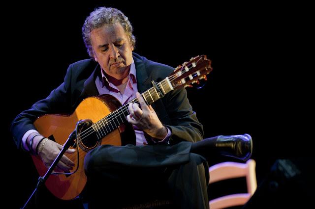 Paco Cortés - Vallekas Flamenco - Teatro Paco Rabal (Madrid) - 28/12/2010