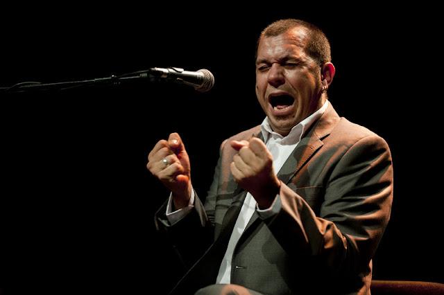 Londro - Flamencos por Gambo - Auditorío Marcelino Camacho - (Madrid) - 11/11/2010