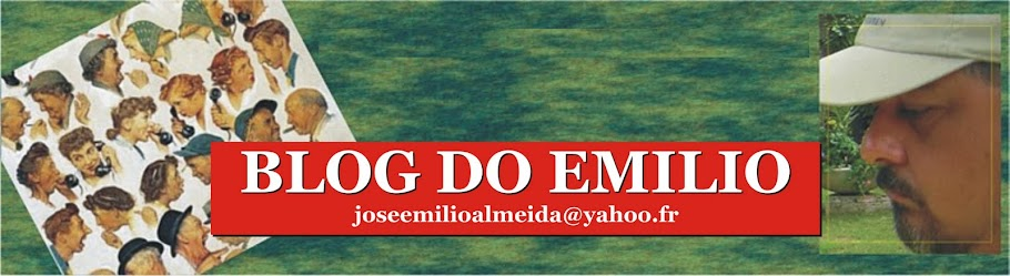 BLOG DO EMILIO