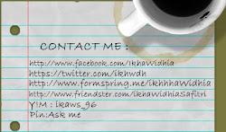 Contact me!!