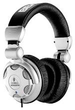 DJ HEADPHONES HPX2000