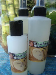 Roots Of Aloe Coconut Hair Polish!!!