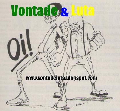 Vontade Luta!