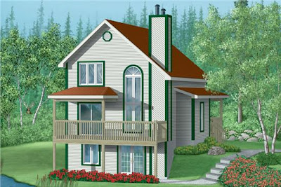 House Plans Modern Bungalow House Plans