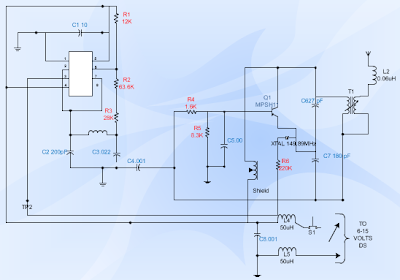 Electrical Engineering Diagram Equipments